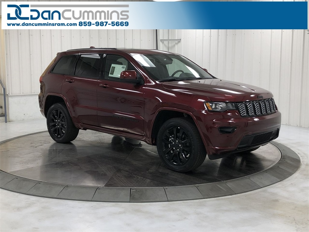 New 2019 Jeep Grand Cherokee Altitude 4WD