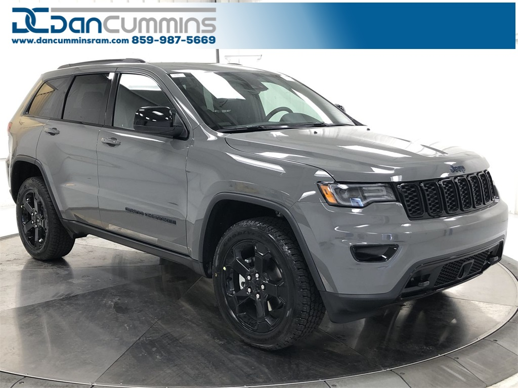 New 2020 Jeep Grand Cherokee Upland Edition 4WD