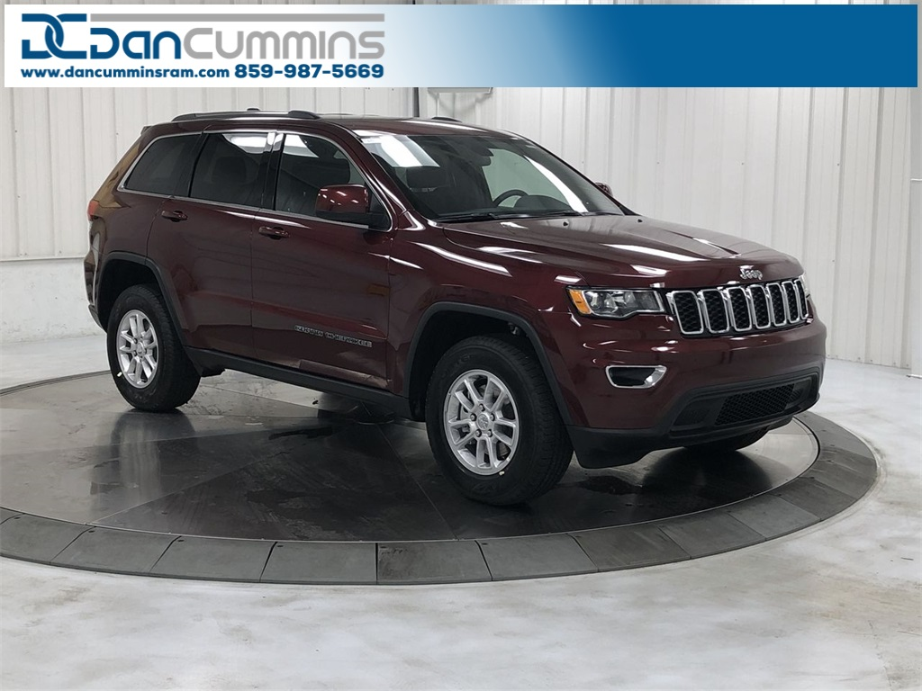 New 2019 Jeep Grand Cherokee Laredo E 4wd