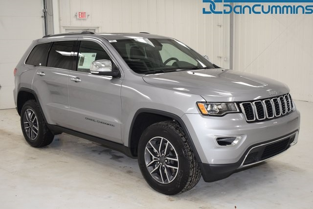 New 2019 Jeep Grand Cherokee Limited With 4WD