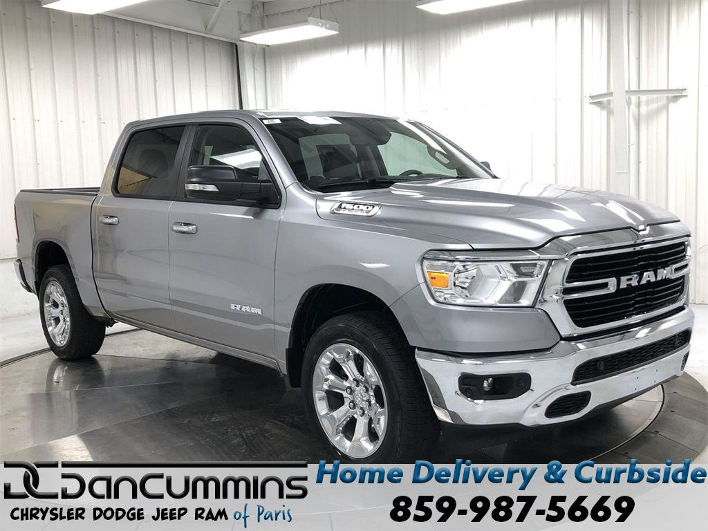 New 2020 Ram 1500 Big Horn/Lone Star Crew Cab 4WD