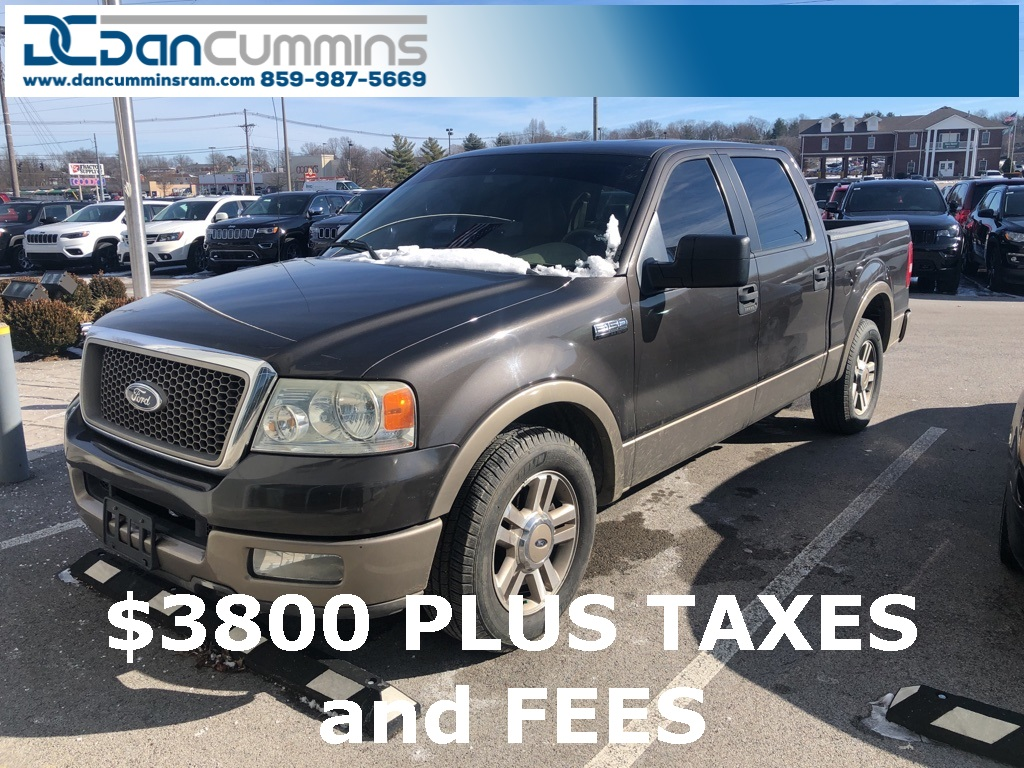 Pre-Owned 2005 Ford F-150