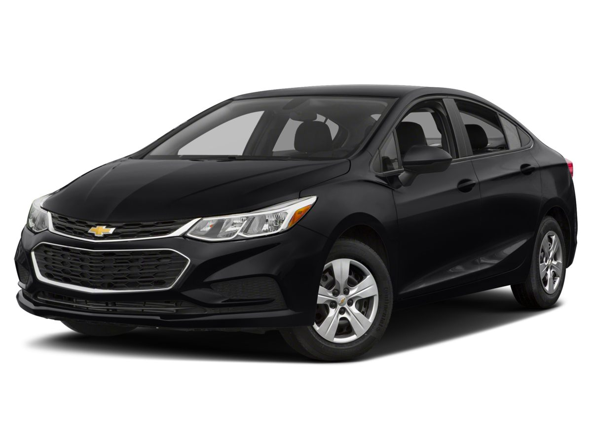 New 2018 Chevrolet Cruze Ls 4d Sedan In Paris 101444