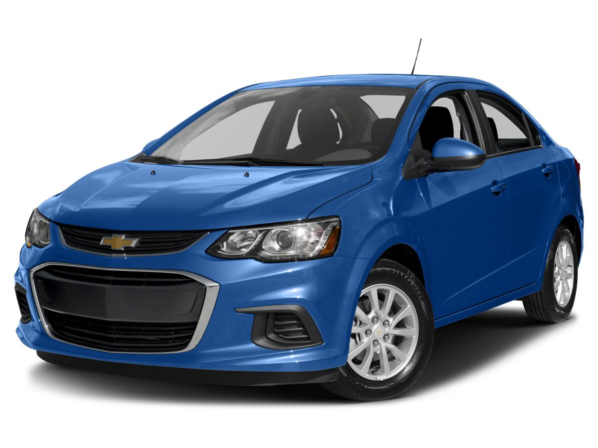 New 2017 Chevrolet Sonic Lt 4d Sedan In Paris 7254 Dan