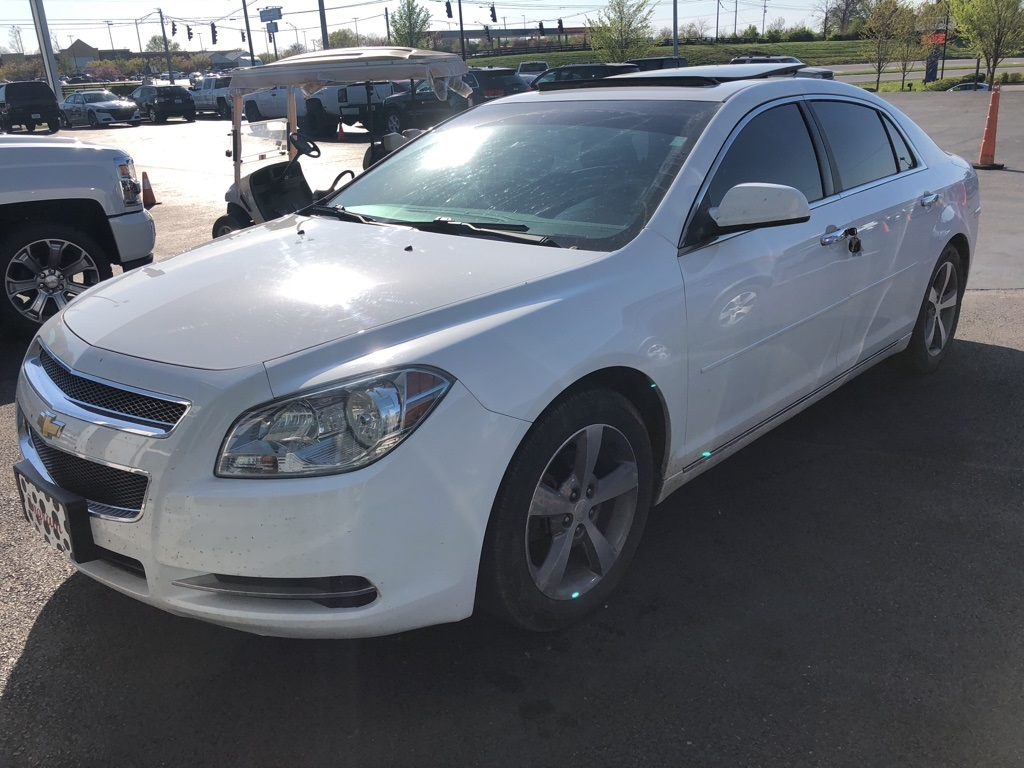 used sedan chevrolet for sale fremont inventory malibu ltz details