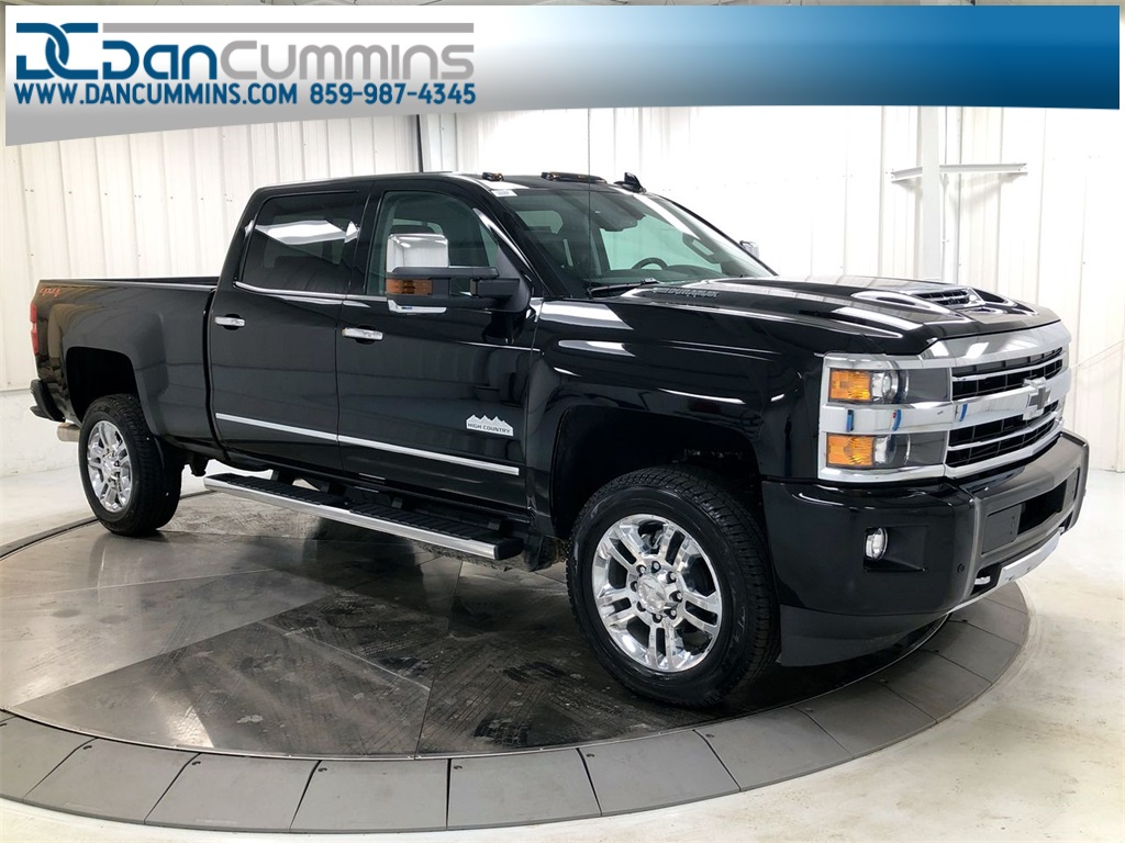 2500Hd High Country >> New 2019 Chevrolet Silverado 2500hd High Country Crew Cab 4wd