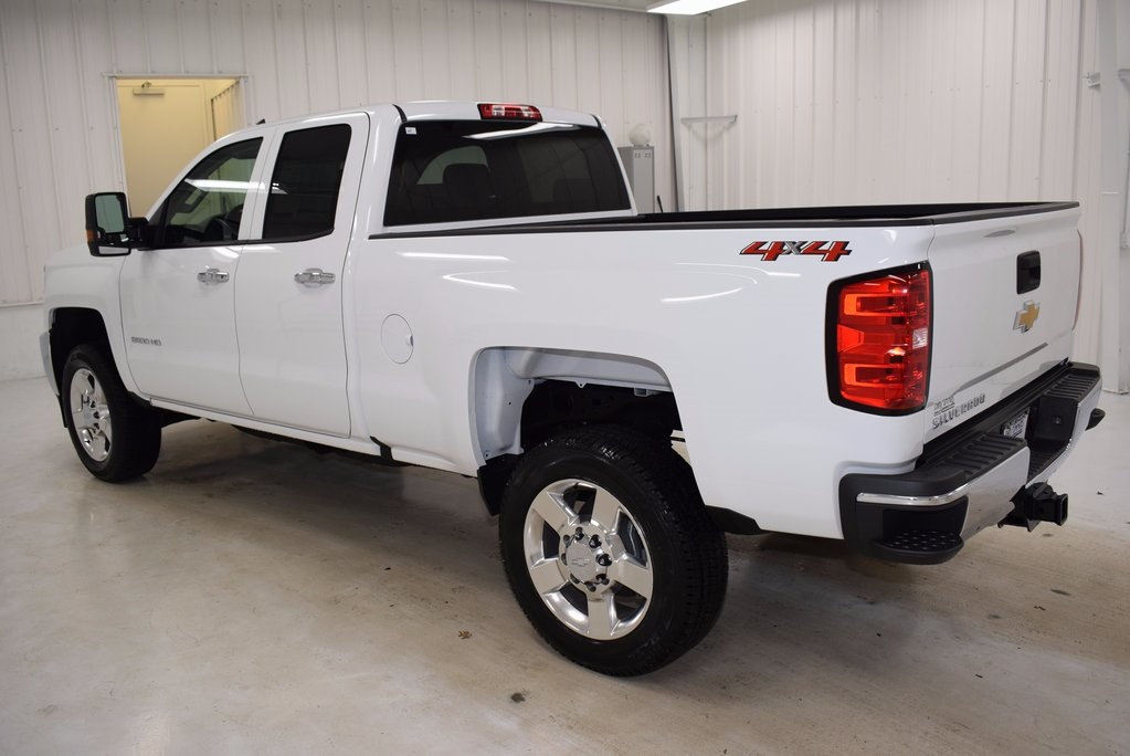 New 2018 Chevrolet Silverado 2500hd Work Truck Double Cab