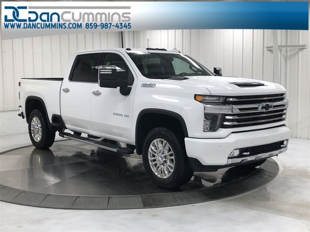 2500Hd High Country >> New 2020 Chevrolet Silverado 2500hd High Country Crew Cab 4wd