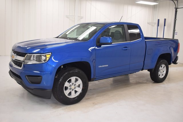 New 2018 Chevrolet Colorado Work Truck