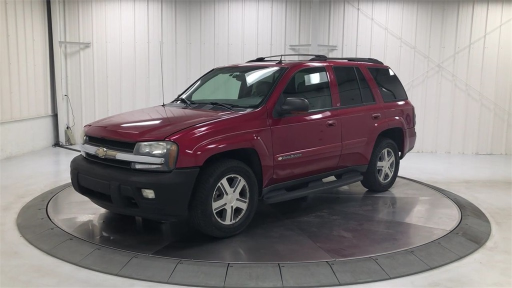 Pre-Owned 2004 Chevrolet TrailBlazer LT