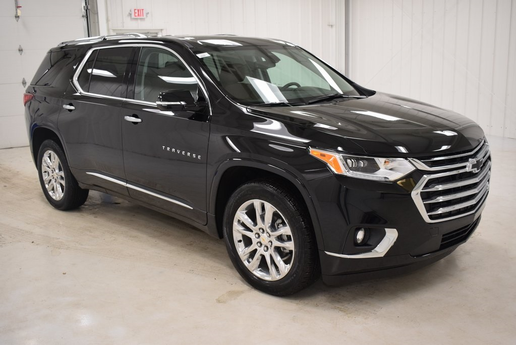 New 2018 Chevrolet Traverse High Country 4D Sport Utility ...