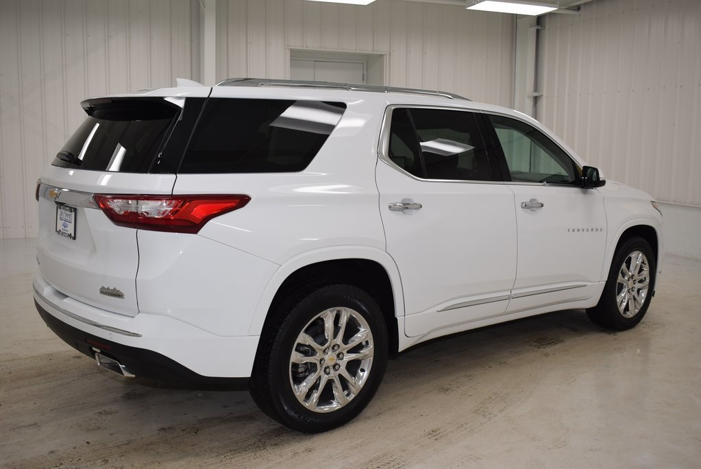 Fair Deal Auto >> New 2018 Chevrolet Traverse High Country 4D Sport Utility in Paris #101234 | Dan Cummins ...