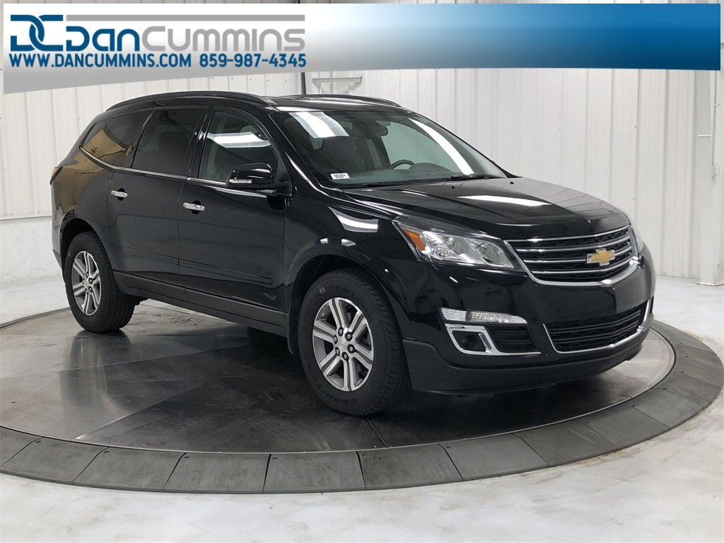 Chevy Traverse Used >> Pre Owned 2016 Chevrolet Traverse 2lt Awd