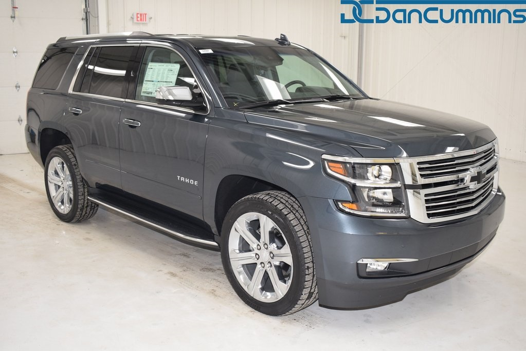 New 2019 Chevrolet Tahoe Premier 4D Sport Utility In Paris