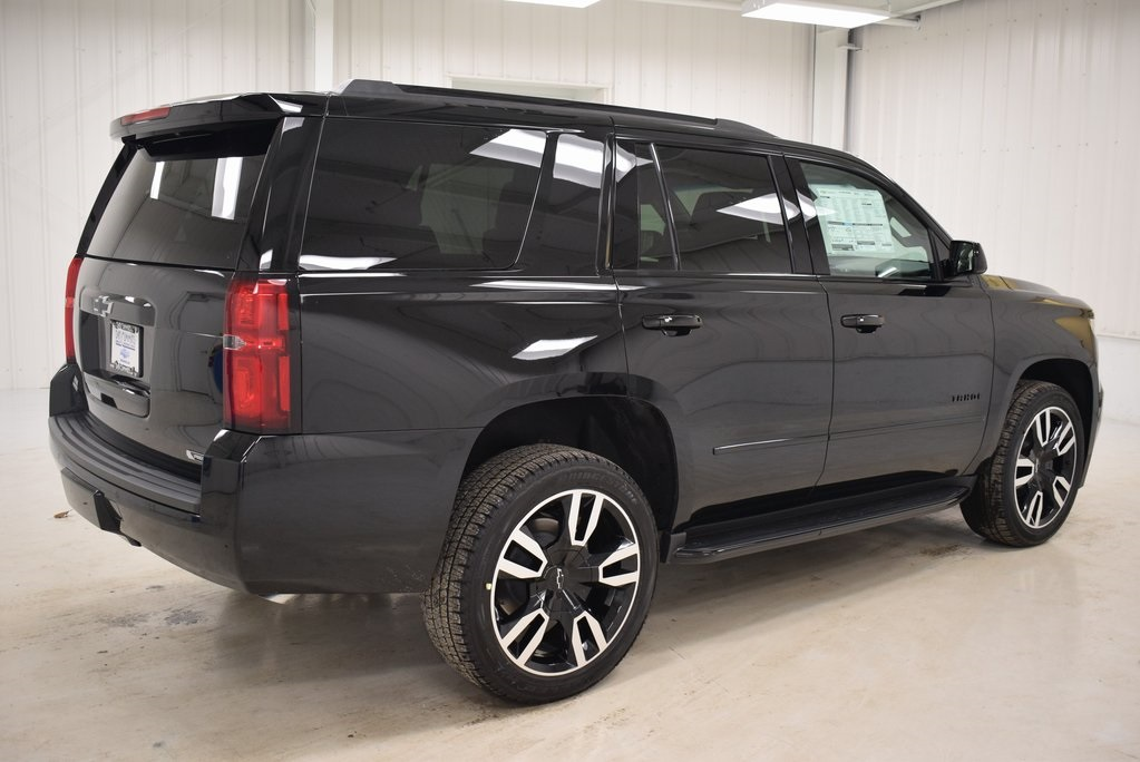 New 2018 Chevrolet Tahoe Premier 4d Sport Utility In Paris