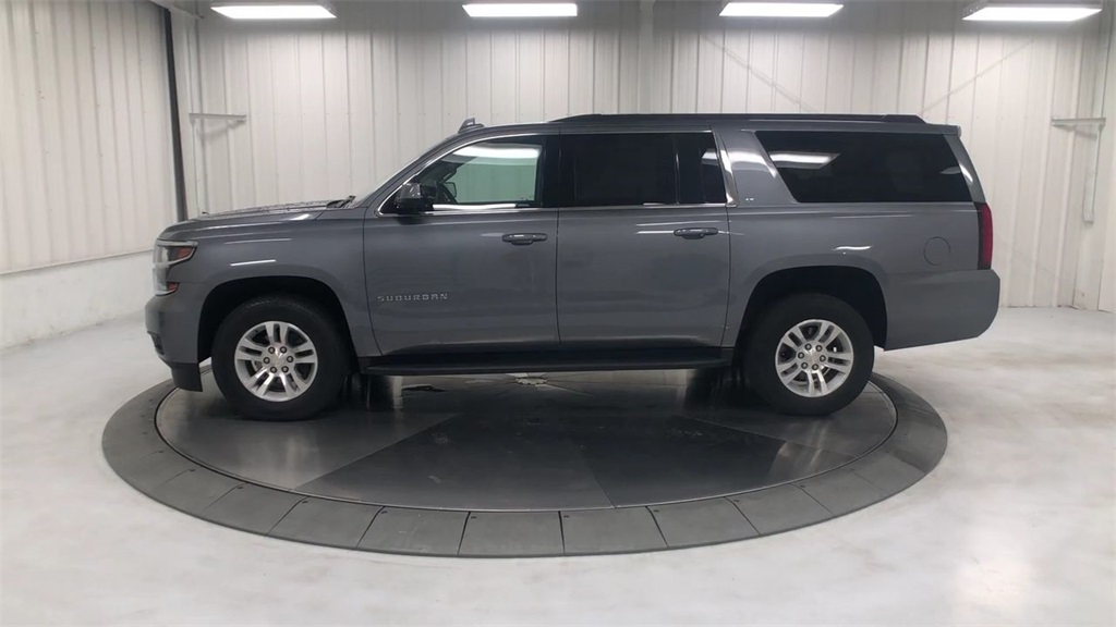 Pre-Owned 2018 Chevrolet Suburban LT 4WD
