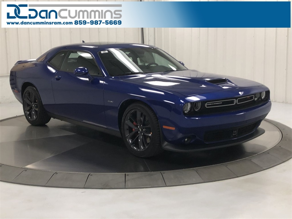 2019 Dodge Challenger >> New 2019 Dodge Challenger R T Rwd 2d Coupe