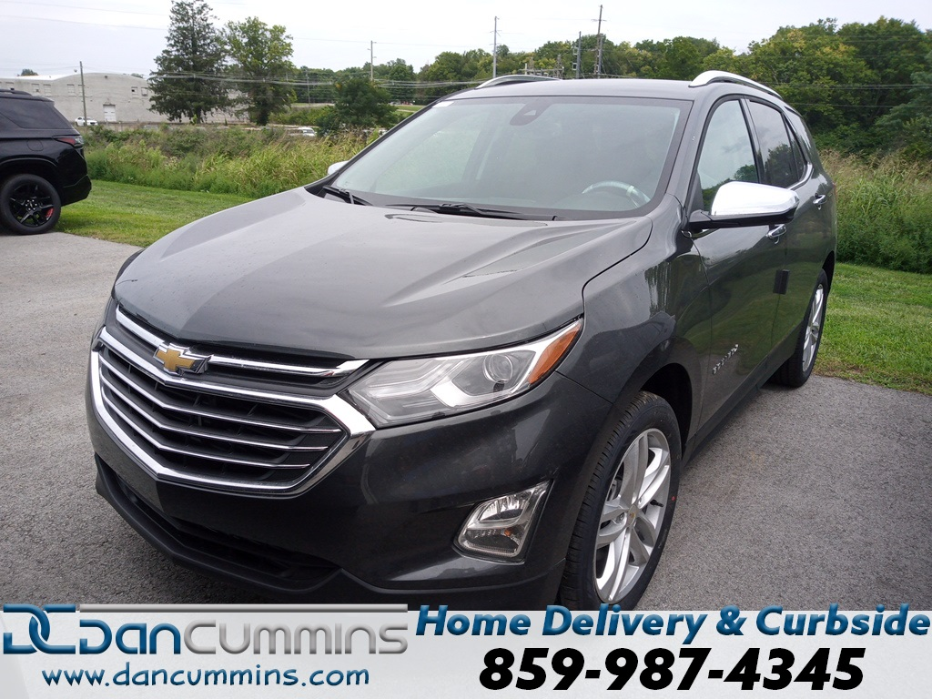 New 2020 Chevrolet Equinox Premier 4D Sport Utility in ...