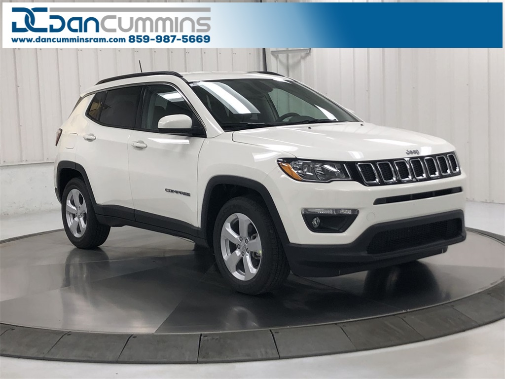 New 2020 Jeep Compass Latitude FWD 4D Sport Utility