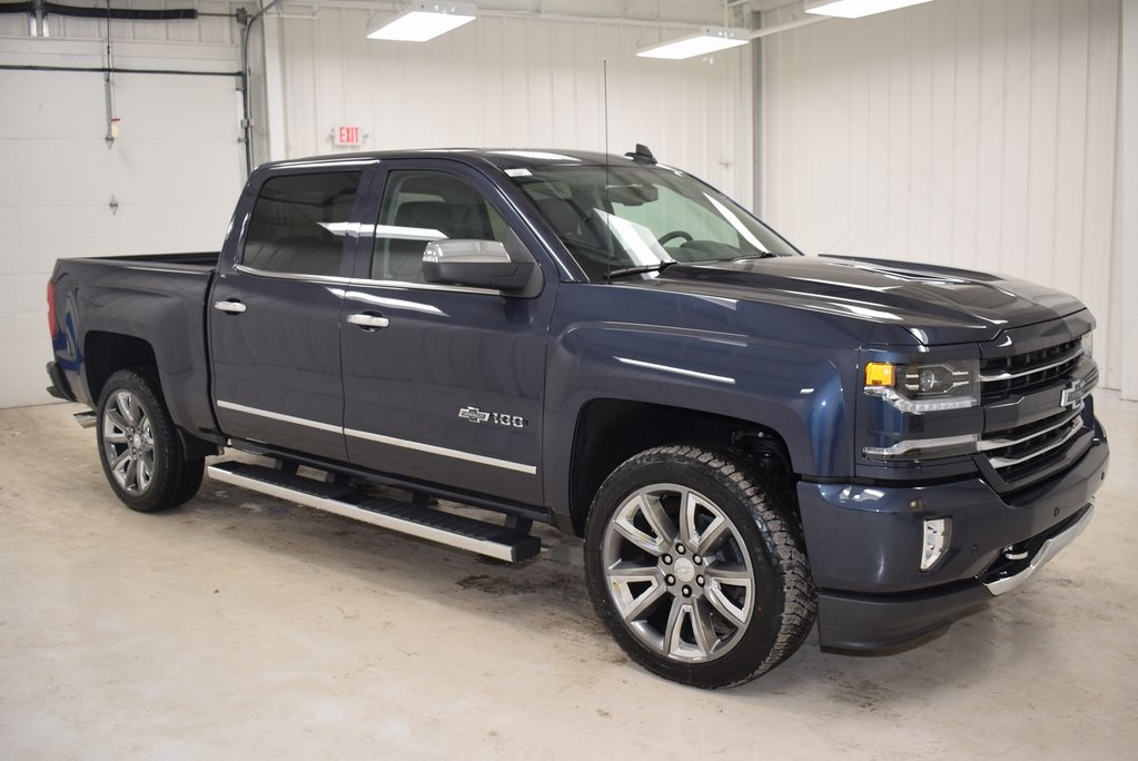1 Year Car Lease >> New 2018 Chevrolet Silverado 1500 LTZ 4D Crew Cab in Paris #101134 | Dan Cummins Chevrolet Buick