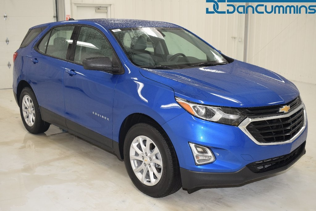 New 2019 Chevrolet Equinox LS FWD