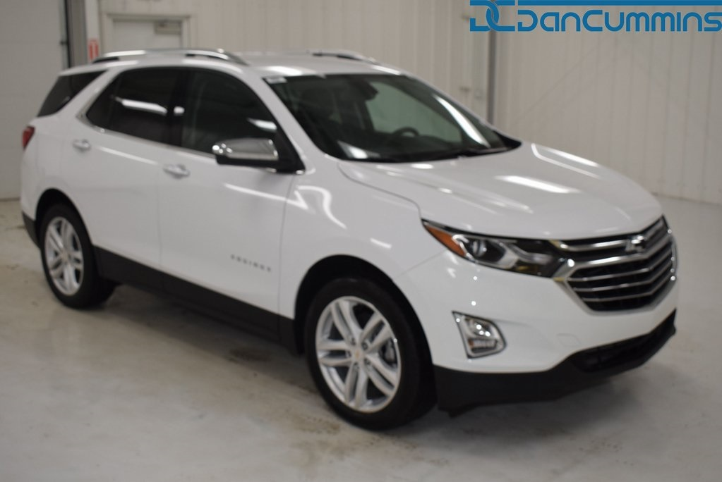 New 2019 Chevrolet Equinox Premier AWD