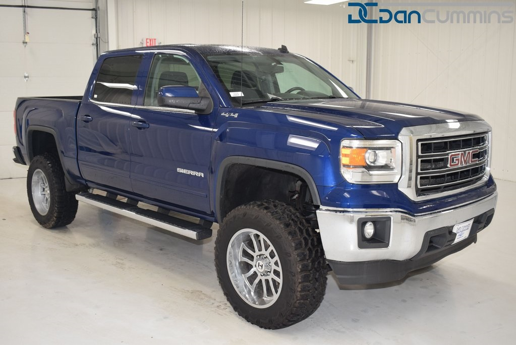 Pre Owned 2014 Gmc Sierra 1500 Sle 4d Crew Cab In Paris 41570 Dan