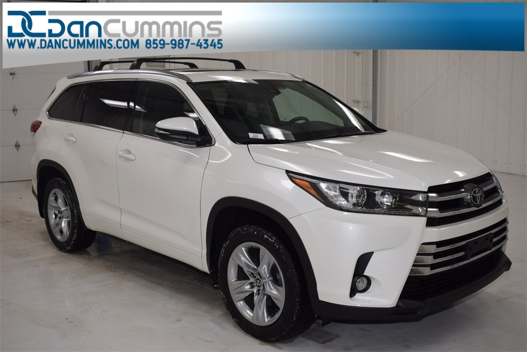 Pre Owned 2017 Toyota Highlander Limited