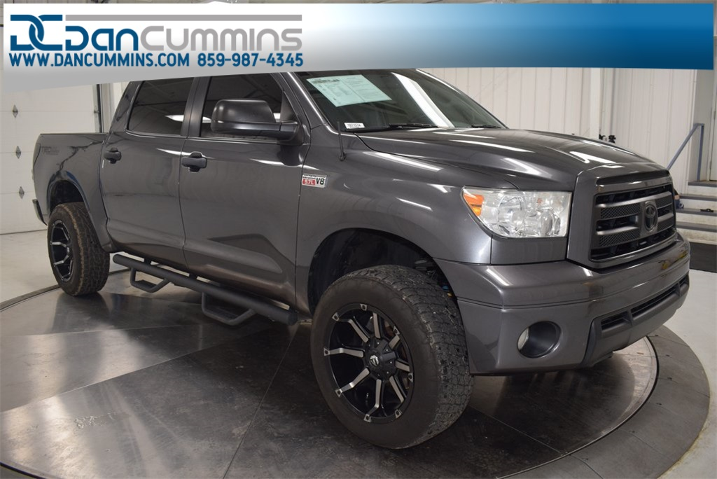 2013 Toyota Tundra For Sale >> Pre Owned 2013 Toyota Tundra Grade 4wd