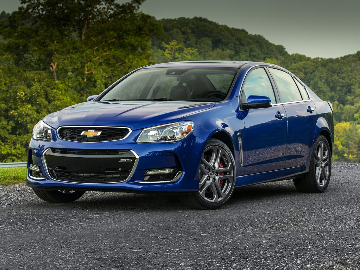 New 2017 Chevrolet SS Base