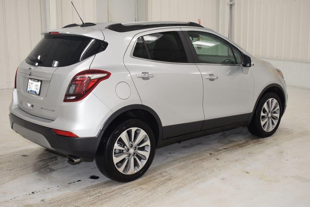Pre-Owned 2018 Buick Encore Preferred