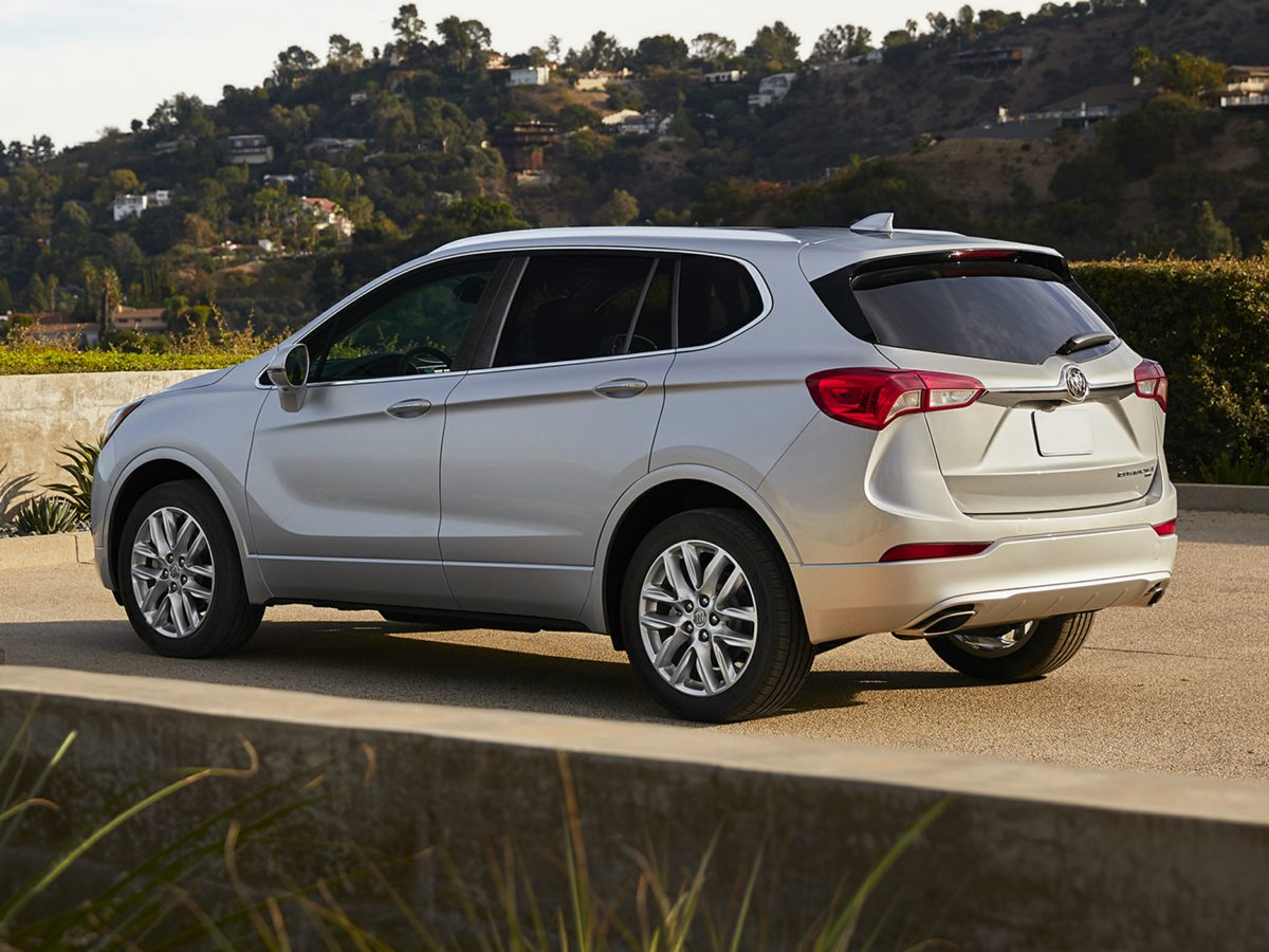 New 2019 Buick Envision Essence 4d Sport Utility In Paris 105490