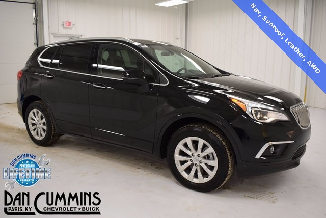 new 2017 buick envision essence 4d sport utility in paris. Black Bedroom Furniture Sets. Home Design Ideas
