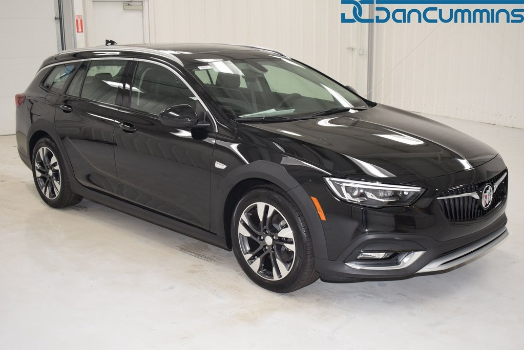 New 2019 Buick Regal Tourx Essence 5d Wagon In Paris 104443 Dan