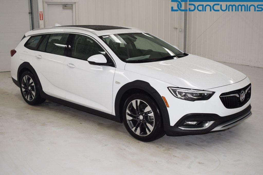 New 2019 Buick Regal Tourx Essence 5d Wagon In Paris 104707 Dan