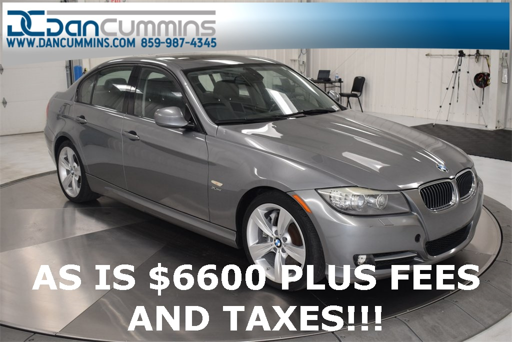 Pre-Owned 2010 BMW 3 Series 335i xDrive AWD