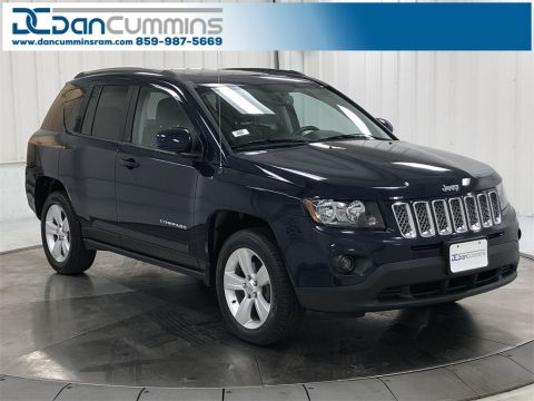 Pre Owned 2017 Jeep Comp Laude