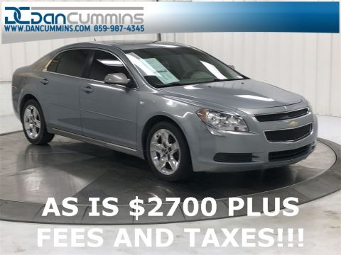 Pre-Owned 2008 Chevrolet Malibu LT FWD 4D Sedan