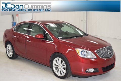 Pre-Owned 2014 Buick Verano Base FWD 4D Sedan