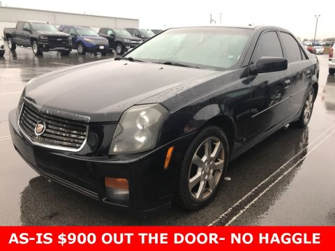 Pre-Owned 2006 Cadillac CTS Base RWD 4D Sedan