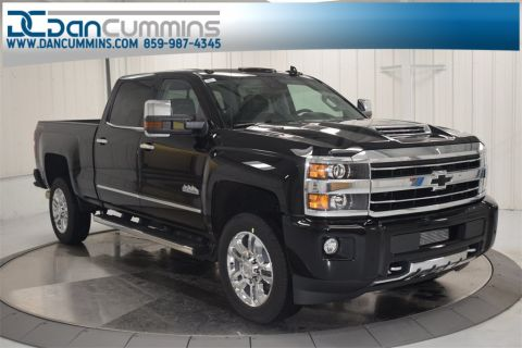 New 2019 Chevrolet Silverado 2500HD High Country Crew Cab 4WD