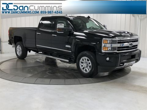 New 2019 Chevrolet Silverado 3500HD High Country Crew Cab 4WD