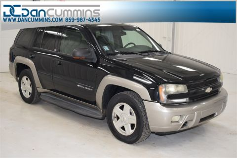 Pre-Owned 2002 Chevrolet TrailBlazer LTZ 4WD
