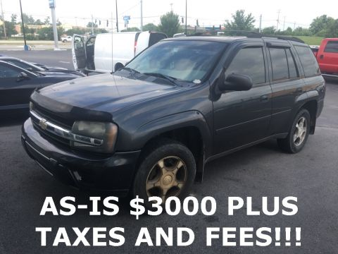 Pre-Owned 2006 Chevrolet TrailBlazer LS 4WD