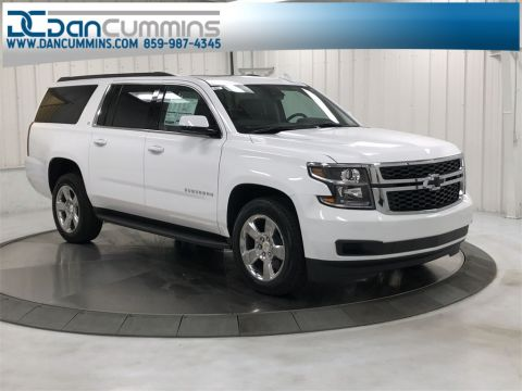 New 2020 Chevrolet Suburban LT