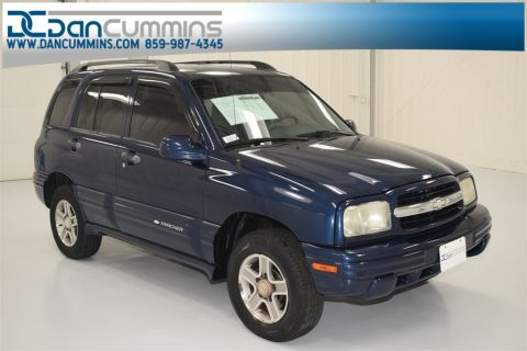 Pre-Owned 2004 Chevrolet Tracker LT 4WD