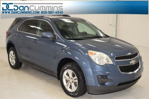 Pre-Owned 2011 Chevrolet Equinox LT AWD