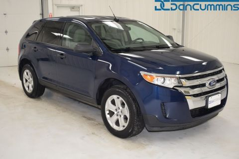 Pre-Owned 2012 Ford Edge SE AWD