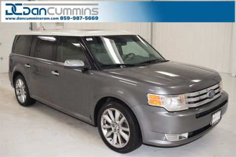 Pre-Owned 2010 Ford Flex Limited FWD 4D Sport Utility