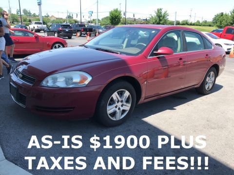 Pre-Owned 2006 Chevrolet Impala LT FWD 4D Sedan